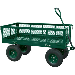 Wanted: garden wagon