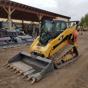 CAT 289C2 Compact Track Loader