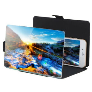 Mobile screen video amplifier enlarger for safe view $8 no tax
