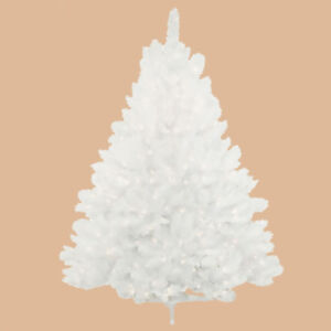 Home For The Holiday 4.5' Pre-Lit Deluxe Arctic Fir white, New