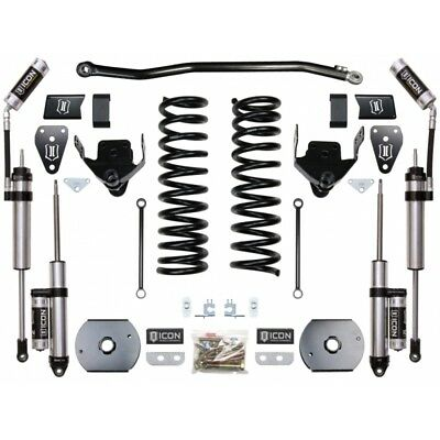 "ICON 2014- 2018 RAM 2500 4WD 4.5"" Suspension System Stage 2 Air Ride"