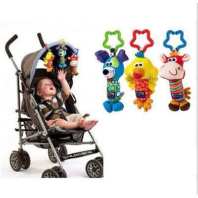 Baby Rassel Maxi Cosi Kinderwagen Bett Greifling Geschenk Mobile Spielzeug Römer