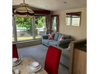 Willerby Sierra 38 x 12 fully sited and connected Static caravan for sale!