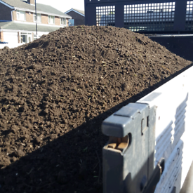 TOP SOIL DOUBLE SCREENED