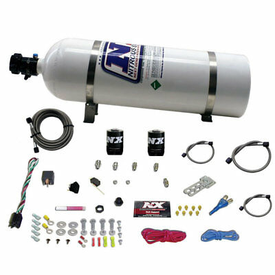 Nitrous Express 20922 15 ALL FORD EFI SINGLE NOZZLE SYSTEM 35 50 75 100 150 HP