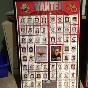 AMW Most Wanted Poster