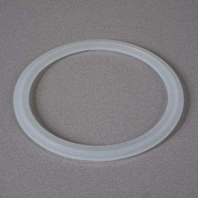 Silicone Gasket Tri Clamp 4 Inch 3 Pack