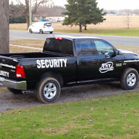 Armed Security Guards and Armored Car Services.