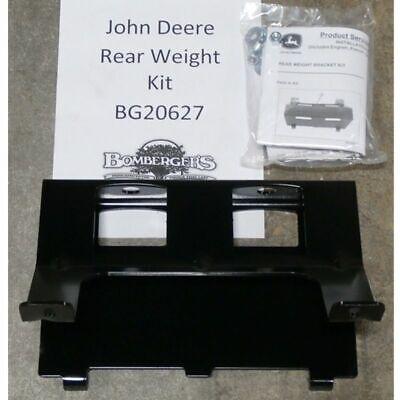 John Deere Bg20627 Rear Weight Bracket Scotts Sabre L100 Series D100 Series
