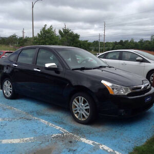 2010 Ford Focus FCL