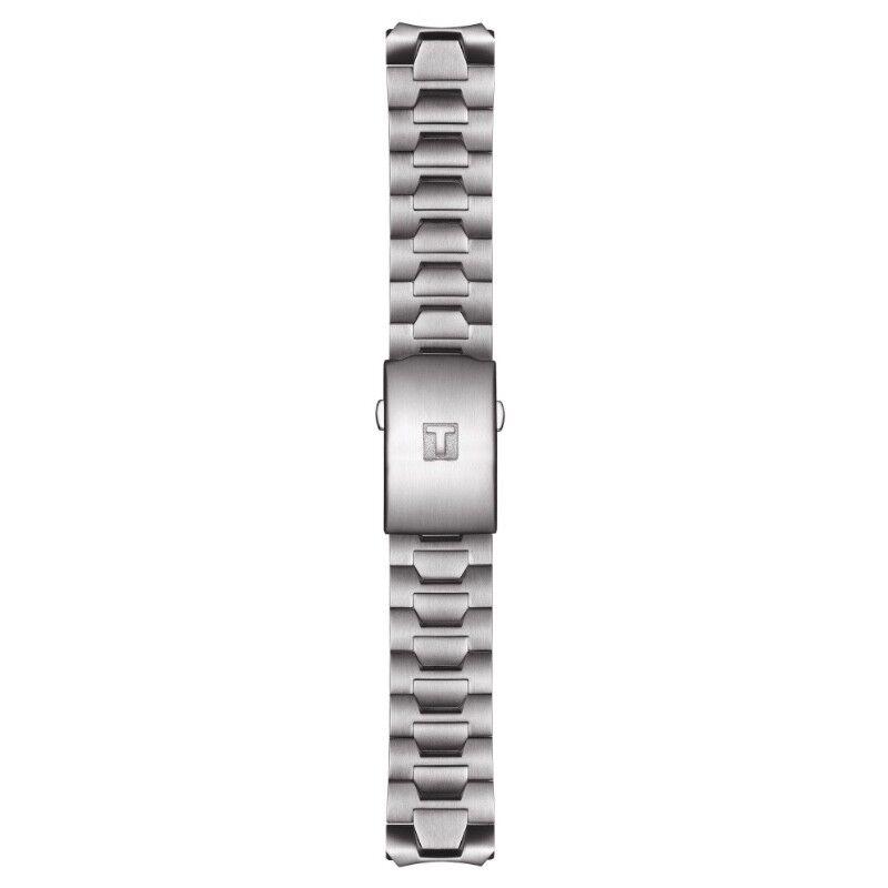 Tissot Edelstahl Uhrenarmband / T-Touch II / T-Touch Expert / T605026147
