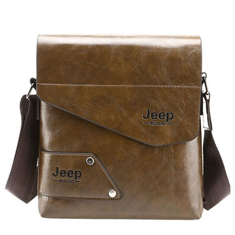 New Men/'s Shoulder Bag Jeep Buluo Messenger Crossbody Bags Free Shipping