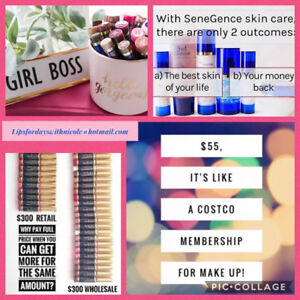 We ladies pay full price for too much!No need to for makeup too!