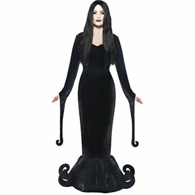 Duchess of The Manor - Morticia Adult Addams Family Costume (Morticia Addams Costumes)