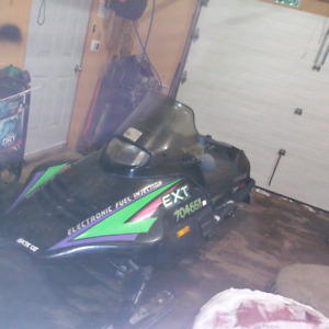 1992 Arctic Cat EXT EFI 550 *Runs Great* Fast