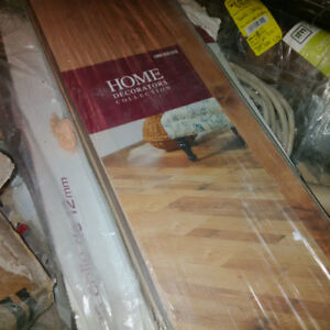 Laminate, tiles, cabinets, shower, paint for reno projects