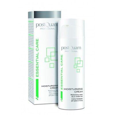 PostQuam MOISTURIZING Feuchtigkeitscreme für Mischhaut und fettige Haut