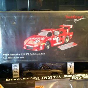 1/18 diecast Porsche, True Scale Miniatures TSM