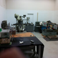 Part-time machinist required