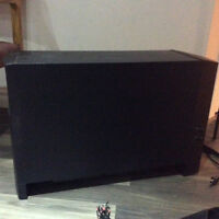 BOSe Subwoofer and stand