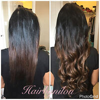 REMY HUMAN TAPE EXTENSIONS ONLY $275