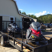 2 SLEDS FOR SALE!