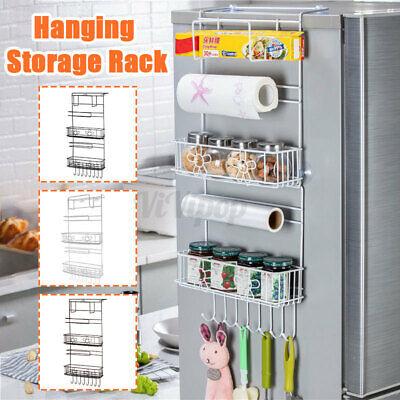 6 tier refrigerator rack fridge side shelf