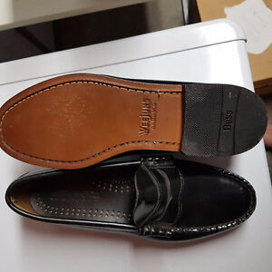 Bass Weejan Loafers(black)
