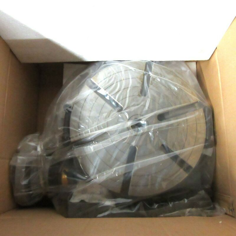 "NIB! PYH 12"" Horizontal/Vertical ROTARY TABLE"