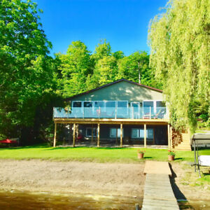 4 season Calabogie Cottage Rental - Ideal for Peaks Ski Holiday