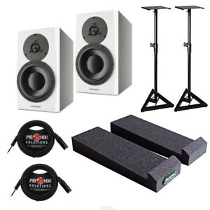 Dynamic Audio Monitors Pair (LYD -7) New