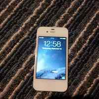 4S - 16g Iphone MINT 'WHITE'