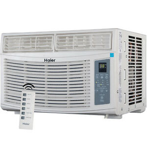 8000 btu energy star window air conditioner 450 sq ft home ac unit w remote. Black Bedroom Furniture Sets. Home Design Ideas