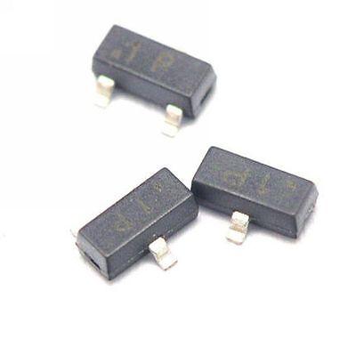 50pcs Mmbt2222a 1p 0.6a40v Npn Sot23 Smd Transistor