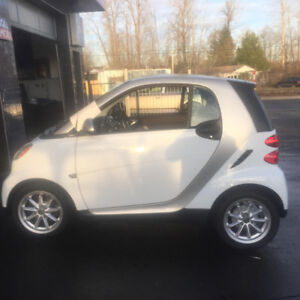 2009 Smart Fortwo Passion Coupe (2 door) !!!!!!    11728 KM !!!!