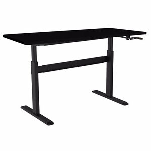 COVENTRY Ergonomic Manual Sit/Stand Desk