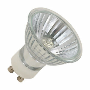 Halogen 50W GU10 Indoor Flood Bulbs