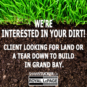 Looking for a Nice Lot or Home That Needs Work in Grand Bay