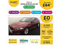 Jaguar XF FROM £84 PER WEEK!