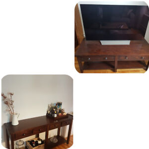 TV stand&dining room cabinet/stand télé&meuble salle a manger