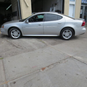 2007 Pontiac Grand Prix Sedan Certified and E-tested