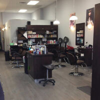Hair and Tanning Salon assistant/ apprentice /stylist