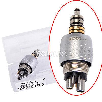 Dental Roto Quick Coupling Coupler For Wh Fiber Optic Handpiece Azdent