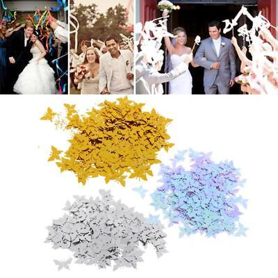 Wedding Party Poppers (15G Butterfly Table Confetti Push Pop Containers Wedding Party Poppers)