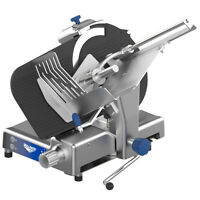 "Vollrath 40955 13"" Heavy Duty Deluxe Meat Slicer with Safe Blade"