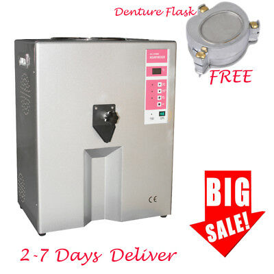 Fast Dental Lab Duplicating Machine Agar Gel Mixer Melting Stirrer 40rpm Machine