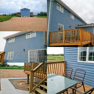 Bonnyville- Duplex for Rent- Newly Developed
