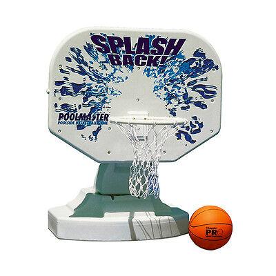 Poolmaster Splashback Competition Poolside Swimming Pool Basketball Game 72820