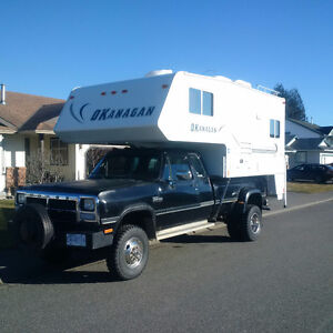 Spring is coming, Truck, Camper, Combo