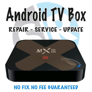 WE UPDATE ANDROID BOXES